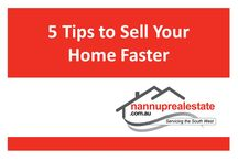 Real Estate Tips and Facts / How to make the most of buying and selling your property.