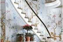 Asian, Gustavian /Vintage interiors