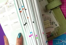 For the Love of Planners / Getting Organized and Staying Focused #Filofax #Planners #TimeManagement