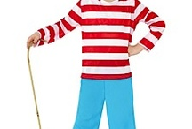 World Book Day Ideas / World Book Day costume ideas for kids. Plenty to inspire!