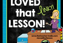 """""""Loved That Lesson"""" / Check out all the amazing lessons posted by top bloggers!  All the pins on this board link to great teaching ideas from the monthly linky party """"Loved That Lesson!"""" hosted by The Teacher studio at www.theteacherstudio.com.  You can find all sorts of lessons on math, science, social studies, writing, reading, and more!"""