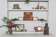 Wedding furniture & props