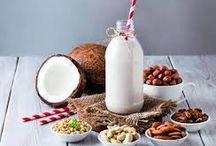 mlieko a milkshake