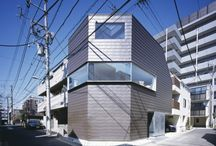 Very cutting edge / Architecture