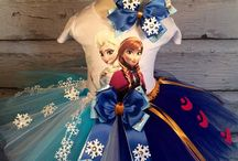 Frozen birthday outfits
