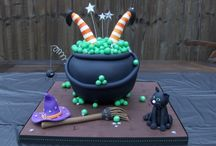 Spooky Cakes / by Jay Churches
