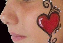 ~~*Face paint *~~