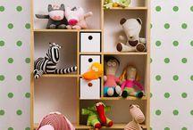 Muebles para niños