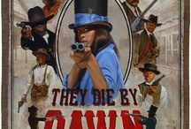 Black Cowboys in Film / Movies, videos  and clips depicting images of Cowboys of Color