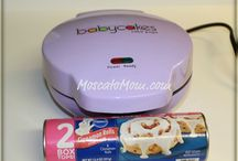 Baby cake maker / by Amber Goodwin