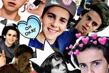 Collages StrangerThings or IT ❤