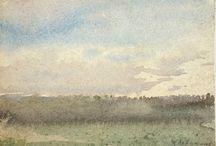Isaac Levitan (1860 — 1900, Russia)