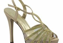 Johnathan Kayne Evening Shoes / Evening, Pageants, Bridal, Bridesmaid and Prom style shoes by Johnathan Kayne.