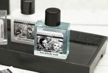 The Berkeley Square Cosmetic Company / #luxuryamenities #amenitiesworld #berkeleysquare