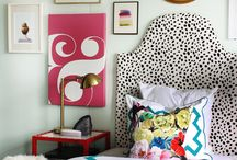 Bedroom / This board features beautiful, colorful, comfortable, cozy, chinoiserie-inspired bedroom designs.