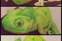 Nature Animal cake