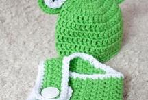 Crochet Korner Easter Props