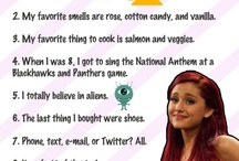 Ariana Grande facts / Things you most know about Ariana grande