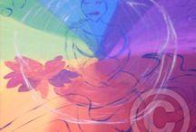 Wens kunst / Art by Wen / Mijn kunst