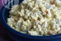kuchnia- sałatki