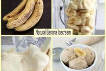 Frullati e bibite. / Bibite dissetante e gustose a base di  frutta d'ogni genere e tipo.