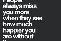 people always miss you