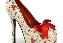 Shoes!!!! / by Claudia Haych