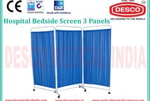 Bedside Screens Manufacturers India / With the assistance of skilled and dedicated professionals, we bring forth for our clients a wide array of Bed Side Screen. Widely used in hospitals and clinics, this screen is basically designed to create a partition or to conceal some area.