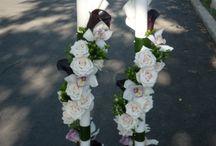 lumanari nunta botez