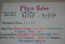 Math~Place Value / by Kris Prey
