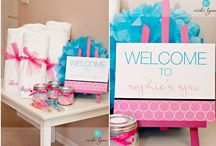 Party Themes / Fun Ideas for Parties