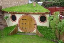 Garden - kiddos natural playground