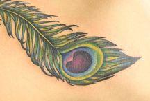Original canvas-Tattoos / by Chaella Brooks