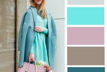 paleta de colores/combinaciones