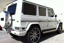 Mercedes gclass