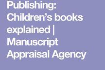 Writing - publishers