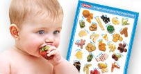 Baby and food