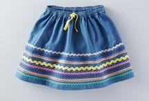 kiddy skirt