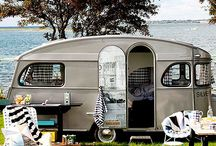 Caravans/ Campers & Trailers / by Gary Croot