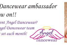 Angel Dancewear ambassador search