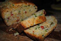 Breads / by Patti Byhoff
