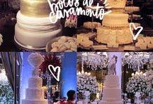 festas e bolos