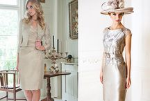 Mother of the Bride Style / The most stylish outfits for the mother of the bride and the groom