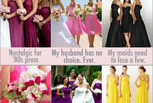 Wed On Point - Bridesmaids