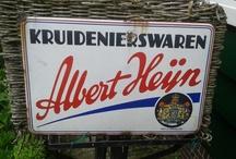 Albert Heijn vroegere style