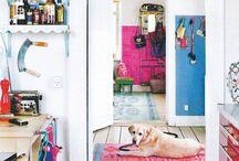 Färgglada hem (andras bilder)