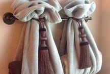 Towel Bar decorative