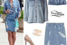 styled by RIHANNA