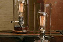 Edison light and industry lamp