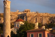 Athens / Follow our steps when doing art - culture - culinary - shopping steps in the Greek capital city ....